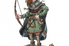 vikingpige